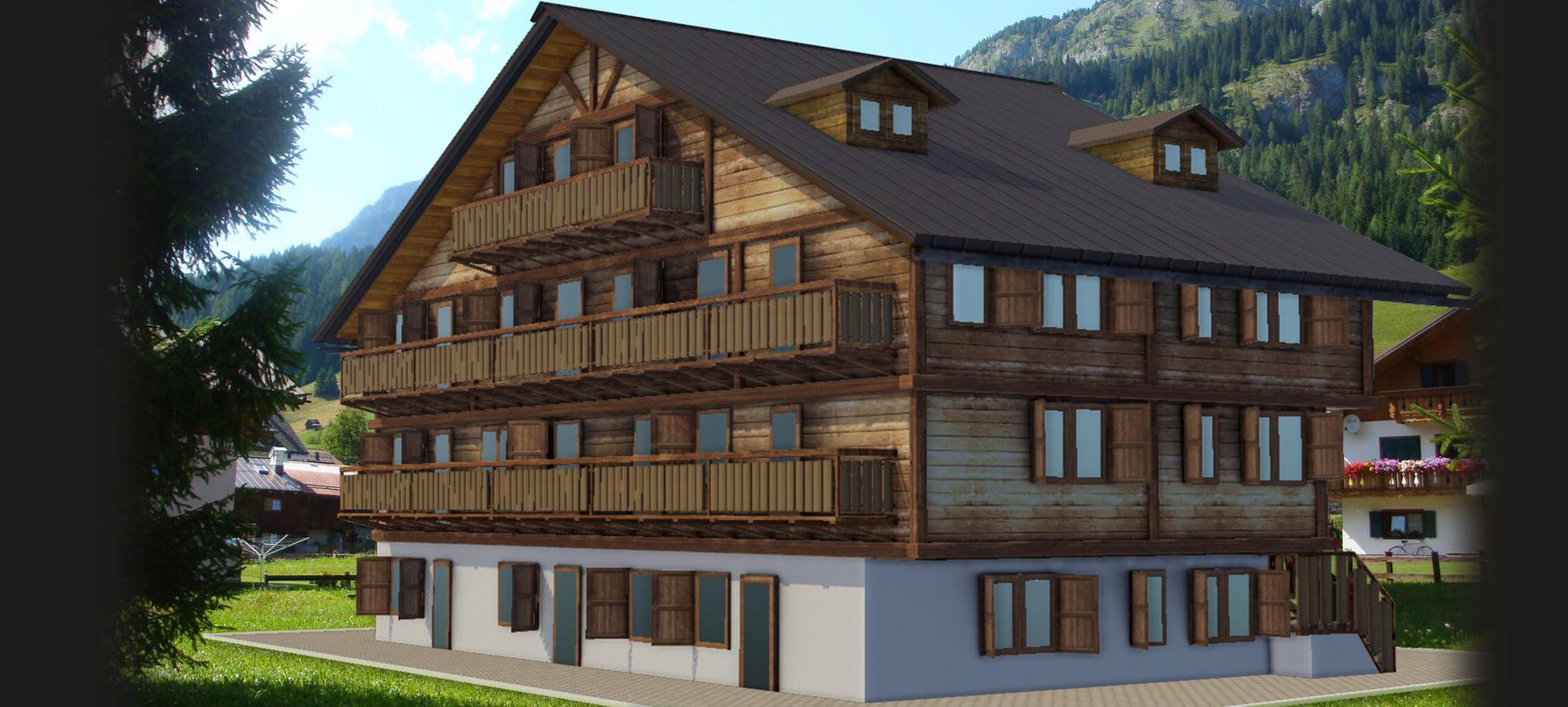 Appartamenti di nuova costruzione in borgata Soravia
