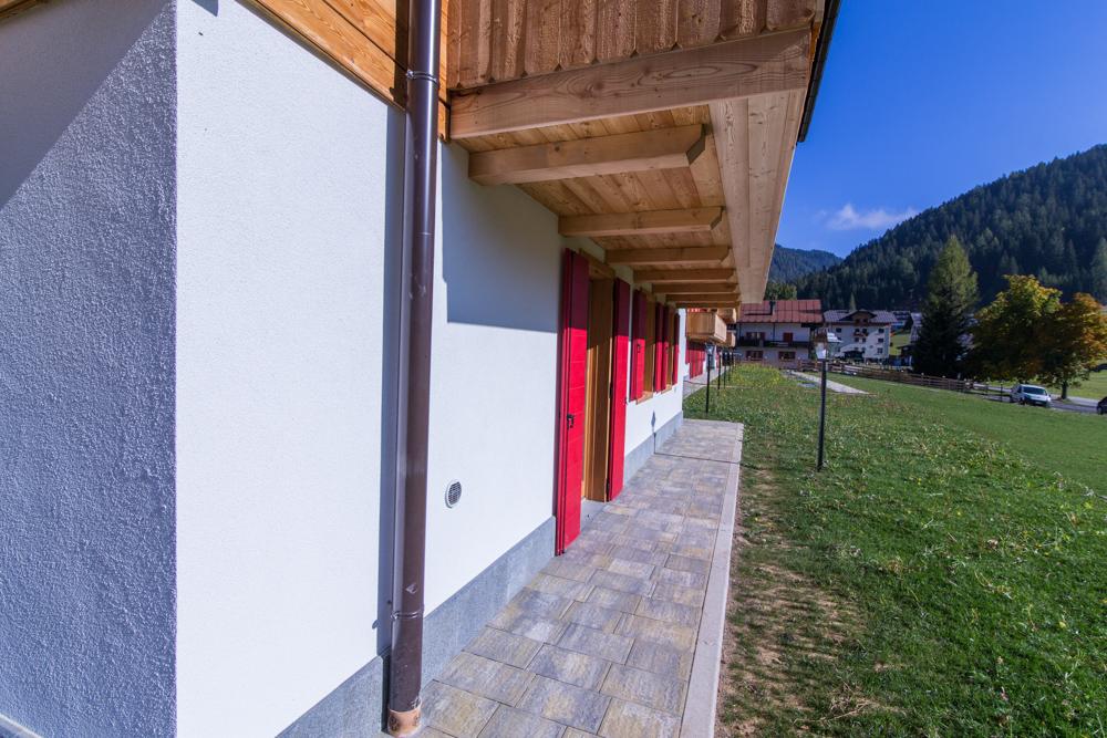 Progetto cima 11 palazzina a piano terra domusappada for Progetto piano terra