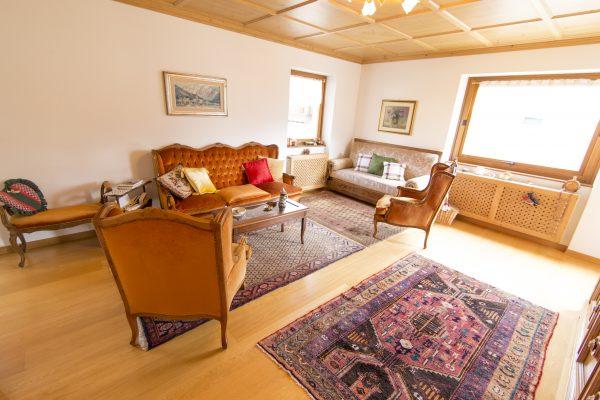 Due appartamenti in villa a  Borgata Hoffe